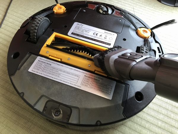 ロボット掃除機使い方のコツ